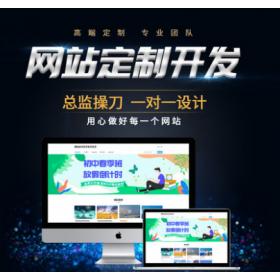 品牌网站建设定制开发